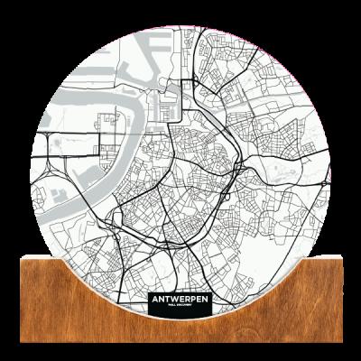 Standing-Map-Antwerpen