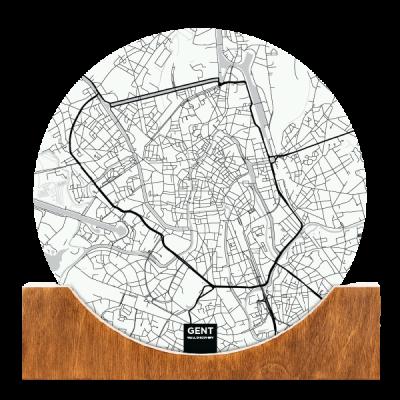 Standing-Map-Gent