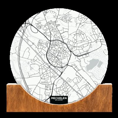Standing-Map-Mechelen
